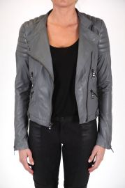 Lamb leather jacket by Black Orchid at Couture Candy