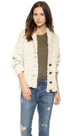 Land039AGENCE Hand Knit Cardigan at Shopbop