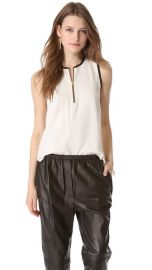 Land039AGENCE Sleeveless Blouse at Shopbop