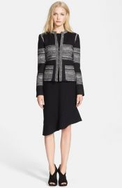 Land39AGENCE Boucland233 Stripe Jacket at Nordstrom