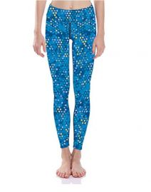 Lanruosi Womens Printed Yoga Leggings at Amazon