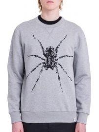 Lanvin - Embroidered Spider Sweatshirt at Saks Fifth Avenue