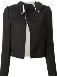 Lanvin Bow Detail Jacket - Marissa Collections at Farfetch