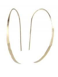Large Tribal Spike Earrings at Peggy Li