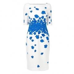 Lasa Poppy Dress at LK Bennett