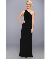 Laundry by Shelli Segal One Shouldered Gown at Zappos