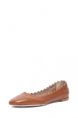 Lauren Ballerina Flats by Chloe at Forward by Elyse Walker