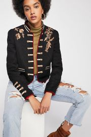 Lauren Band Jacket at Free People