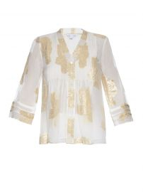 Layla blouse by Diane von Furstenberg at Matches