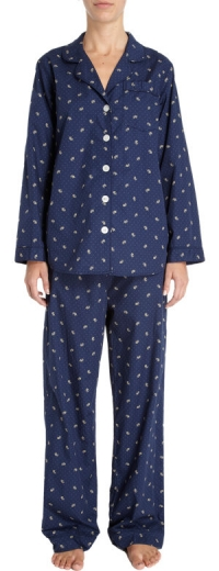 Leaf and Dot Pajamas by Steven Alan at Barneys
