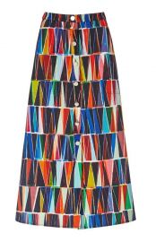 Leah Skirt by Saloni at Moda Operandi