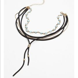 Leather Bolo at Free People