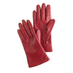 Leather gloves at J. Crew