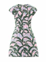 Leaves dress by Kenzo at Matches