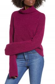 Leith Boucl   Sweater at Nordstrom