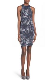 Leith Racerback Body-Con Dress at Nordstrom