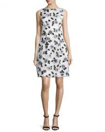 Lela Rose Betsy Dress at Neiman Marcus