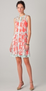 Lemon's lace dress at Shopbop