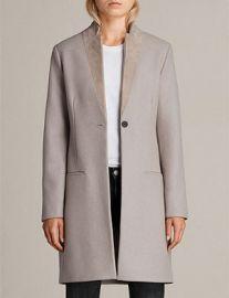 Leni Coat by All Saints at All Saints