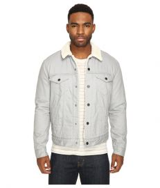 Levi s   Mens Type III Sherpa Trucker Jacket at 6pm