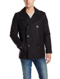 Levis Peacoat at Amazon