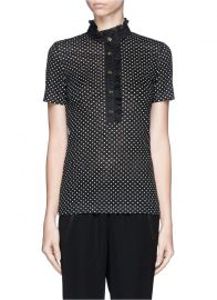 Lidia Top by Tory Burch at Lane Crawford