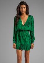 Lila Wrap dress by Parker at Revolve