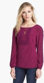 Lillian blouse by Tory Burch at Nordstrom