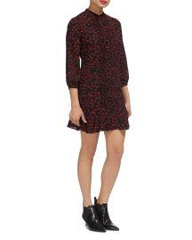 Lilly Lip-Print Dress by Whistles at Bloomingdales