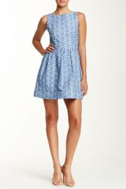 Lillyanne Puff Skirt Mini Dress at Nordstrom Rack