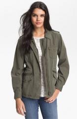 Lily Aldridge for Velvet by Graham andamp Spencer  Army Jacket at Nordstrom