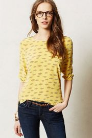 Linosa Top at Anthropologie