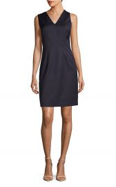 Linzi Embellished Shift Dress  Elie Tahari at Lord & Taylor
