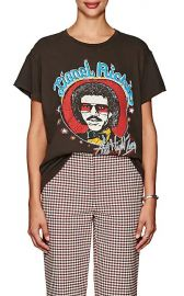 Lionel Richie Cotton T-Shirt by Madeworn at Barneys