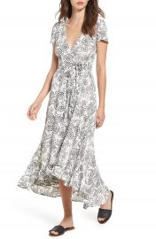 Lira Clothing Arabella Wrap Dress at Nordstrom