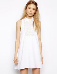 Little White Lies Daisy Swing Dress at Asos