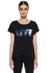 Live tee by Current Elliott at Forward by Elyse Walker