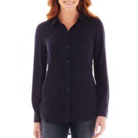 Liz Claiborne Blouse at JC Penney