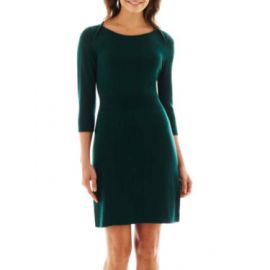 Liz Claiborne Sweater Dress at JC Penney