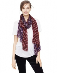 Lizzie Wool Scarf at Club Monaco