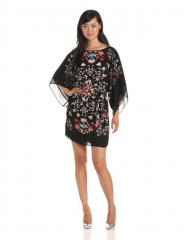 Lois Scarf Dress by Bcbgmaxazria at Amazon
