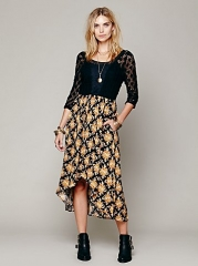 Lonesome Dove Dress at Free People