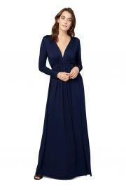 Long Sleeve Full Length Caftan by Rachel Pally at Rachel Pally