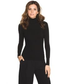 Long Sleeve Turtle Neck by White House Black Market at White House Black Market