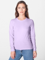 Long sleeve tee at American Apparel at American Apparel