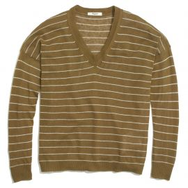 Longview Striped Sweater at Madewell