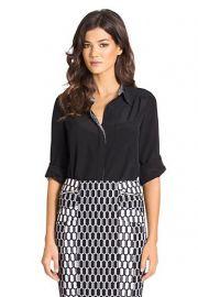 Lorelei blouse at DvF