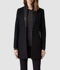 Lorie Coat at All Saints
