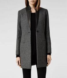 Lorie Tula Coat at All Saints