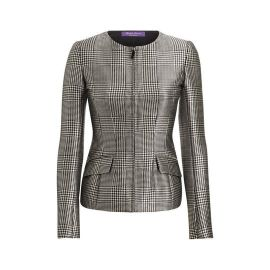 Lorraine Glen Plaid Jacket at Ralph Lauren